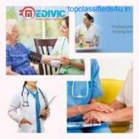 Medivic Home Nursing Service in Punaichak -Hi-Fi ICU Facility