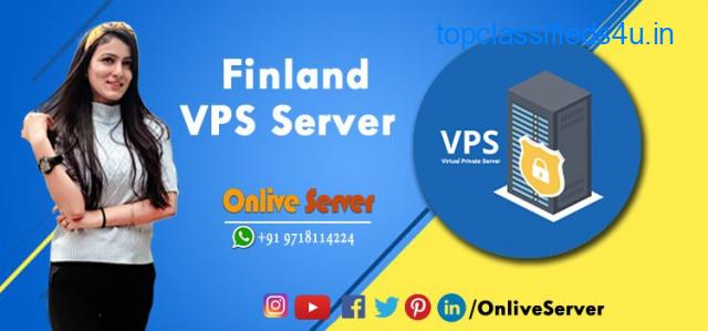 Buy Fully Managed VPS Server in Finland by Onlive Server