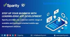 Top Software development company|Digital strategy transformation|-Sparity