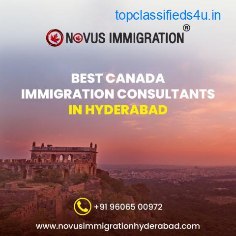 Best Canada Immigration Consultants In Hyderabad - novusimmigrationhyderabad.com