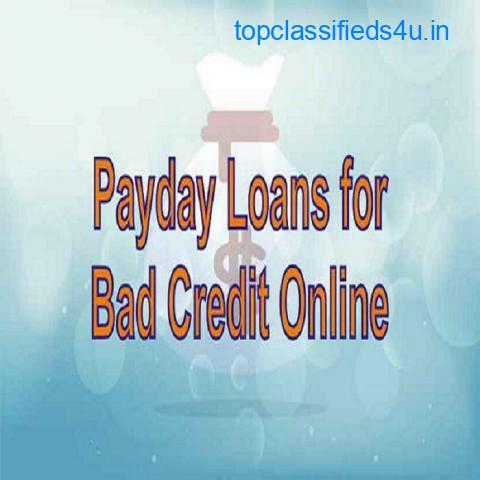 Payday Loans for Bad Credit Online  Get Fast Cash US