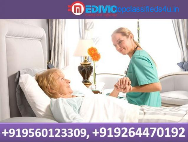 Finest and Fast Home Nursing Service in Danapur by Medivic