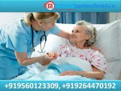 Get Country Best Home Nursing Service in Hajipur with Doctor by Medivic