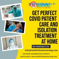 Perfect ICU Care by Medivic Home Nursing Service in Gola Road, Patna