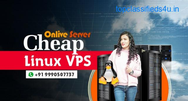 Insight services of Cheap Linux VPS- By Onlive Server