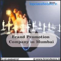 Are you looking for top  Brand promotion company in Mumbai