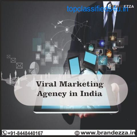 Get the best Viral Marketing Agency in India