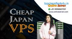 Build Higher Performance with Cheap Japan VPS  by Onlive Server