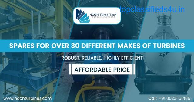 Low Pressure Steam Turbine Manufacturers - Nconturbines.com