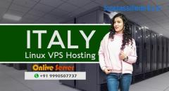 Enhance your Website by Italy Linux VPS with Onlive Server