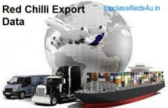 Get the best Red ChilliExport Data online