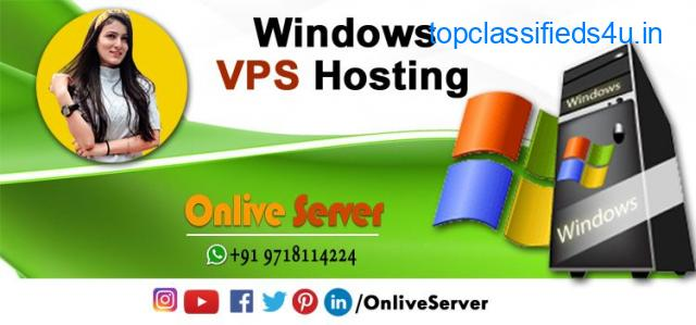 Amazing services of Window VPS hosting by Onlive Server