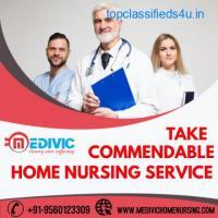 Pick Trusted Medivic Home Nursing Service in Boring Road, Patna