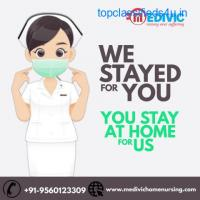 Get Access to Hi-tech ICU Home Nursing Care in Patna by Medivic