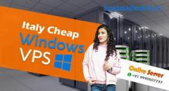 Get Solid Performance Cheap Italy Window VPS by Onlive Server