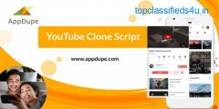 YouTube Clone: Stream videos and let the love for your app stream to you