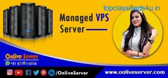 Onlive Server Presents Managed VPS Server With Instant Provisioning