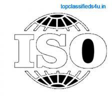 ISO certificate registration