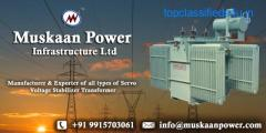 Unitized Package Substation transformer  manufacturer, supplier, exporter in India.