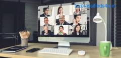 Launch a video conferencing app made with Zoom clone app script