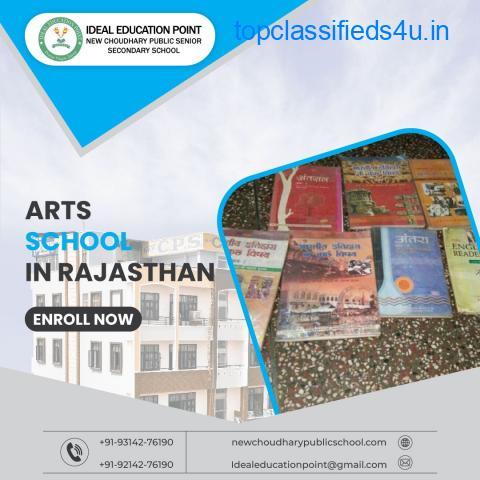 Arts School In Rajasthan