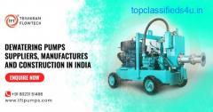 Slurry Pumps - Dewatering Pump Suppliers - TFT Pumps