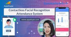 Develop a technologically advanced contactless attendance software