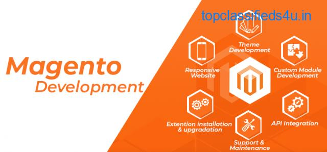 Magento Development Company | Magento Web Development