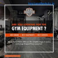 Best Offer from Gym Equipment Manufacturer in India
