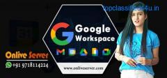Fully Supportable Google Workspace with Onlive Server