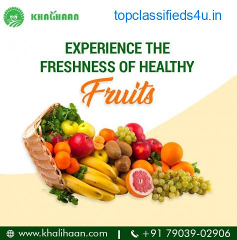 Online Fruits and Vegetables in Patna