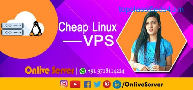 Take Cheap Linux VPS from Onlive Server