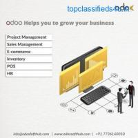 Odoo Development Company | Odoo Partner in India