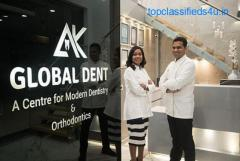 Specialized Team Of Best Dentist At AK Global Dent