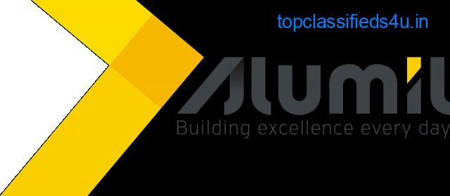 At ALUMIL we build excellence every day