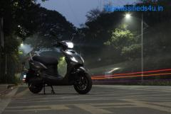 ETrance Neo - High speed electric scooters in India