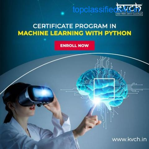 Get Machine learning training and certification in noida