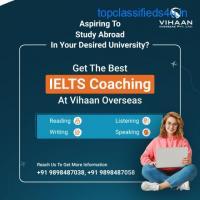 Best IELTS Coaching In Gandhinagar & Mehsana - Vihaan Overseas