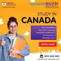 Are you looking for higher studies in Canada ?