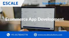 Flourish Your Business with Our eCommerce App Development Services