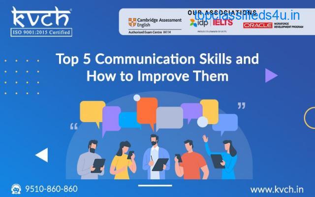 Get the best Communication Skill improve Training Institute in Noida