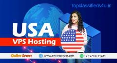 Get USA VPS Hosting with More Avail By Onlive Server