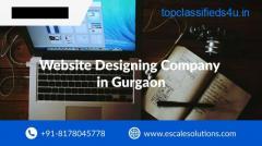 Best Website Designing Company in Gurgaon