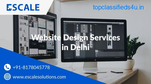 Expand your business with our best website design services in Delhi