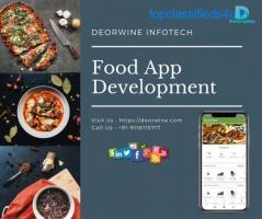 Online Food Order App Solution | Food App Development
