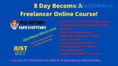 Become a Freelancer in 8 Days!