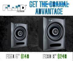 Get The Coaxial Monitors Advantage