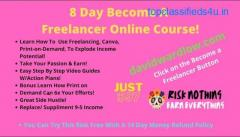 8 Day Online Freelancer Class With Guarantee!