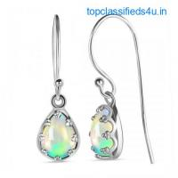 Buy 925 Silver Opal jewelry Wholesale prices