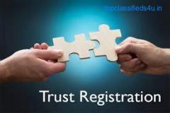 Trust registration process